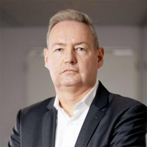 Roland Dolensky, Senior Manager HCM