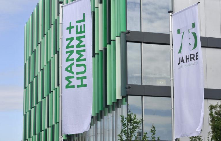 Mann + Hummel etabliert globale Finanzsteuerung