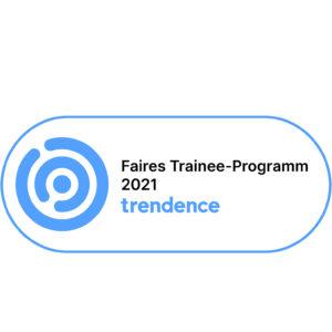 Faires Traineeprogramm_Absolventa Logo